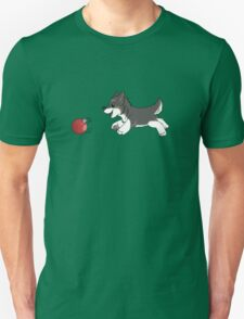 Ornament Chaser- Timber wolf T-Shirt