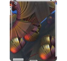 Magic Metal, cool abstract case iPad Case/Skin