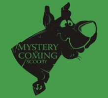 Mystery is coming Baby Tee