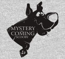 Mystery is coming Kids Tee