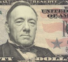 President Underwood Sticker