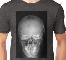 skull of human Unisex T-Shirt