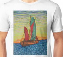 Sailing away Unisex T-Shirt