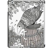 The Crow & the Pitcher iPad Case/Skin