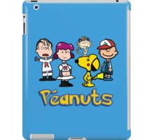 Peanuts - Gotta Catch 'Em All iPad Case/Skin