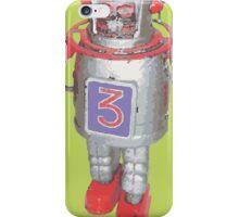 RETRO ROBOTS iPhone Case/Skin