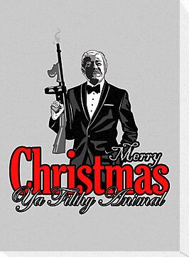 Merry Christmas Ya Filthy Animal by Siegeworks .