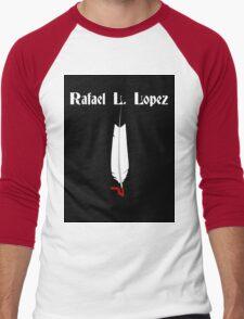Feather Pen Men's Baseball ¾ T-Shirt