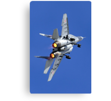 Polish Air Force Mikoyan Gurevich MiG-29A Fulcrum A, Red 111 Canvas Print