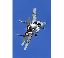 Polish Air Force Mikoyan Gurevich MiG-29A Fulcrum A, Red 111 Photographic Print