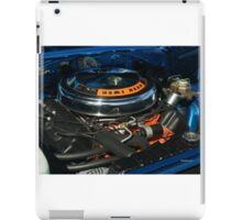 Hemi Engine iPad Case/Skin