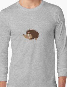 Hedgehog female Long Sleeve T-Shirt