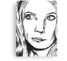 Gillan Canvas Print