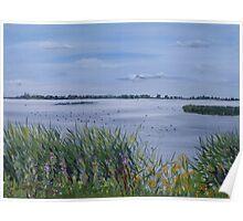 Lauwersmeer Poster