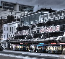 """""""Electric Avenue"""" Amusement Arcade on Marine Parade Southend  by brianfuller75"""