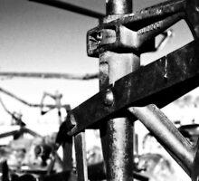 Old Iron #3: Carrizo Plains by Adam  Austin