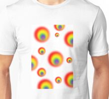 Rainbows Fill The Sky Unisex T-Shirt
