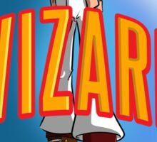 Play like a WIZARD! Sticker
