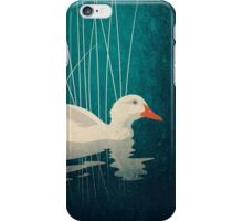 Duck Reflected iPhone Case/Skin
