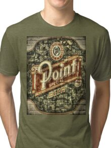 Point Special Beer Tri-blend T-Shirt