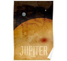 The Planet Jupiter Poster