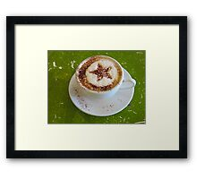 Come Out of the Cold Framed Print