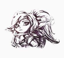 League of Legends: Poppy by mercurystorm