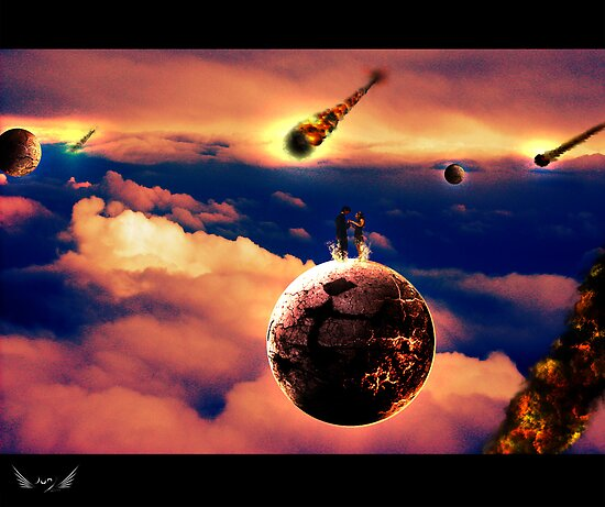 When the World Ends by J-Echevarria