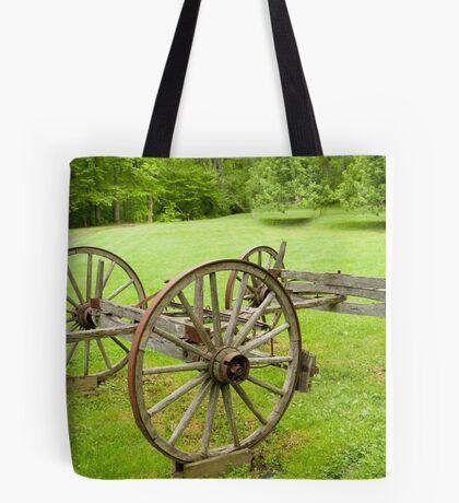 Historic wheels Tote Bag