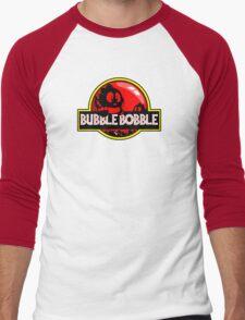 Bubble Bobble Park Men's Baseball ¾ T-Shirt