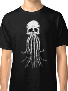 Skull octopus/davy jones Classic T-Shirt