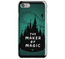 Maker of Magic iPhone Case/Skin