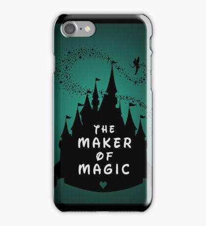 Maker of Magic iPhone Case/Skin