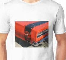 1970 Dodge Coronet Super Bee stripe Unisex T-Shirt