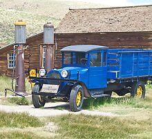 1927 Dodge Flat Bed Truck I by DaveKoontz