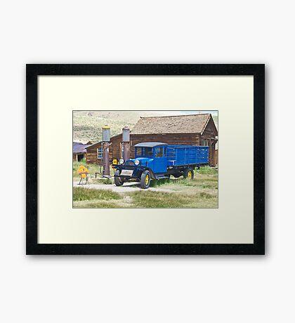 1927 Dodge Flat Bed Truck I Framed Print