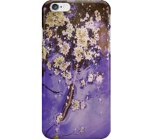 Yellow And Pink Wetland Flowers iPhone Case/Skin