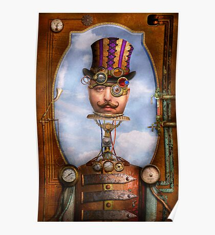 Steampunk - Integrated Poster