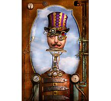 Steampunk - Integrated Photographic Print