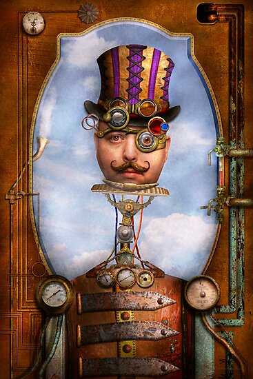 Steampunk - Integrated by Mike  Savad