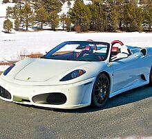 Ferrari F430 Spider II by DaveKoontz