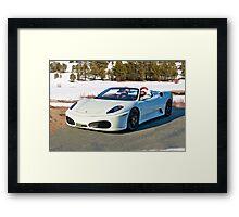 Ferrari F430 Spider II Framed Print