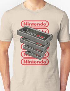 Nintendo Controller Unisex T-Shirt