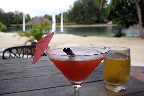 Vanuatu Drinks by Marcia Luly