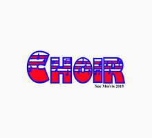 Choir Red White & Blue Unisex T-Shirt