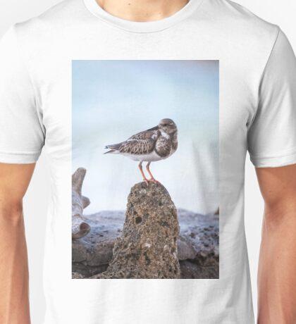 Ocean Seabird Peace Unisex T-Shirt