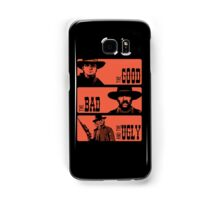 BTTF: The good, the bad and the ugly Samsung Galaxy Case/Skin