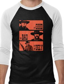 BTTF: The good, the bad and the ugly Men's Baseball ¾ T-Shirt
