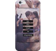 Strangers iPhone Case/Skin