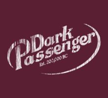 Dark Passenger (distressed) by Anthony Pipitone